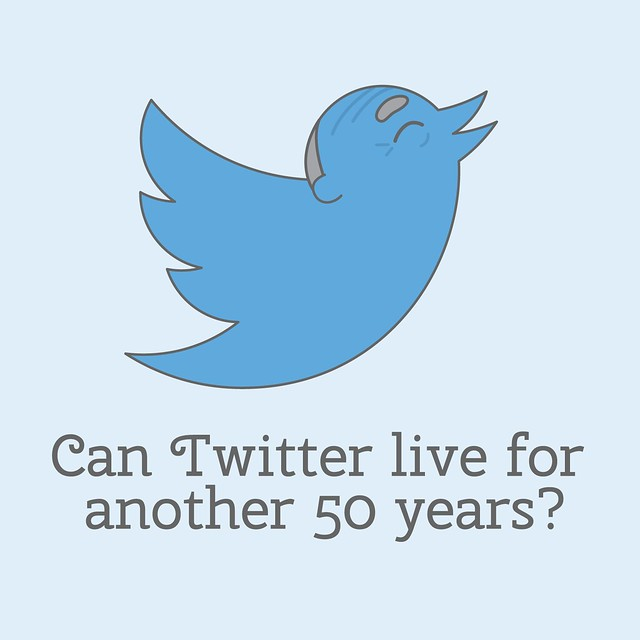 Can Twitter live for another 50 years?
