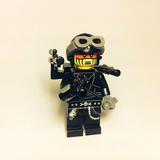 Minifig - Bounty Hunter