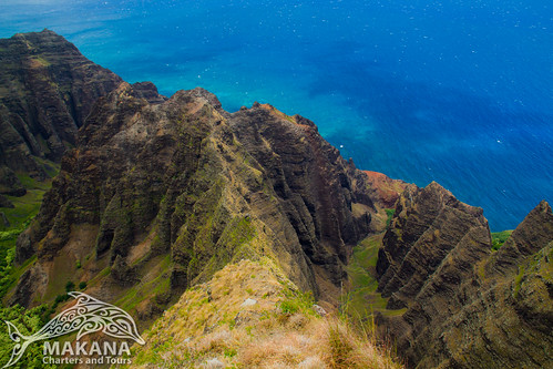 Na Pali Coast Ridge