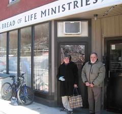 Bread of Life Ministries homeless shelter