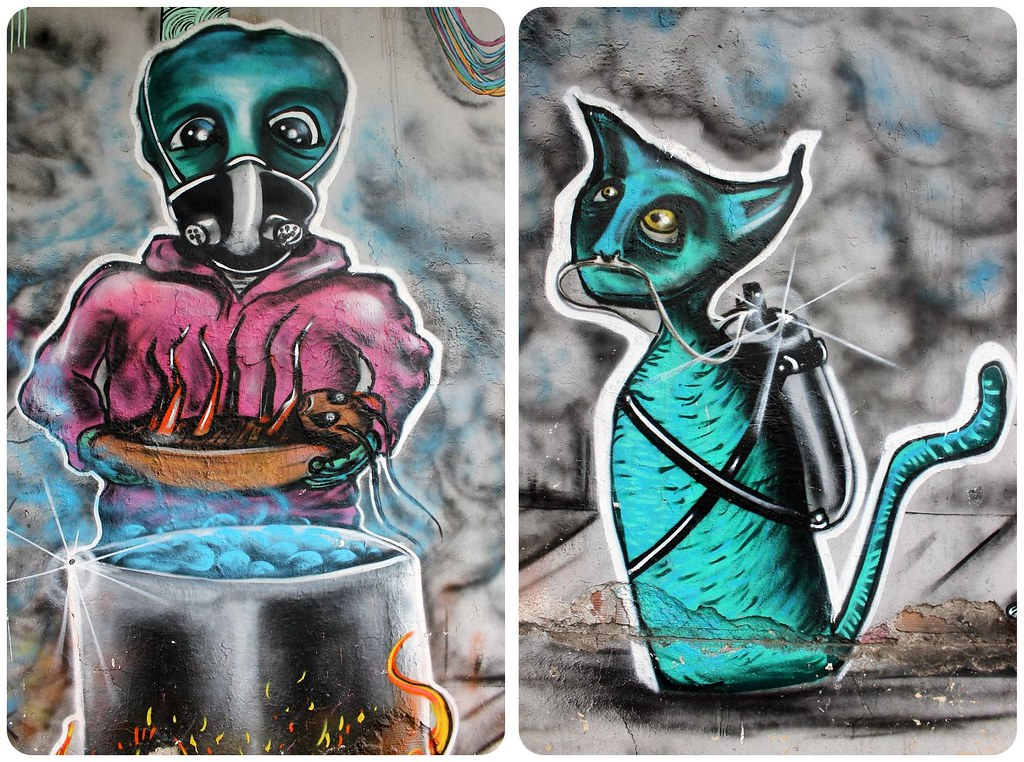 Salta street art argentina