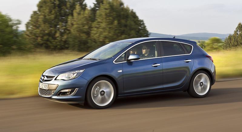 Opel Astra Fünftürer