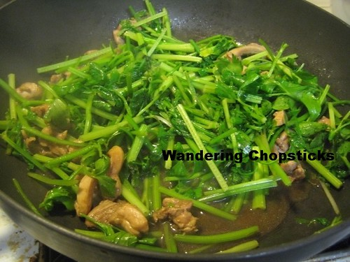 Chinese Celery and Chicken Stir-Fry 8