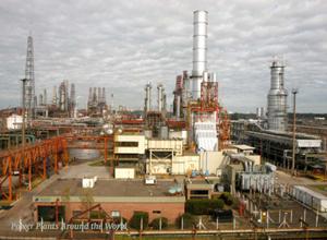 la plata refinery