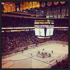 #NHLBruins #game #lastweekend at #TDGarden #bruins #boston #ma