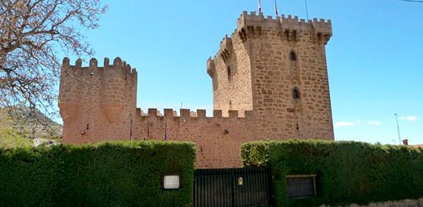 Castillo de Villaviciosa (Ávila)