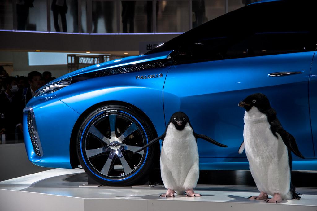 Tokyo MotorShow 2013 Toyota/Daihatsu