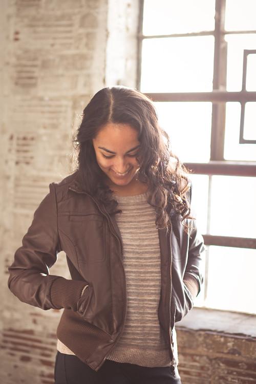 Jacket-Smiling