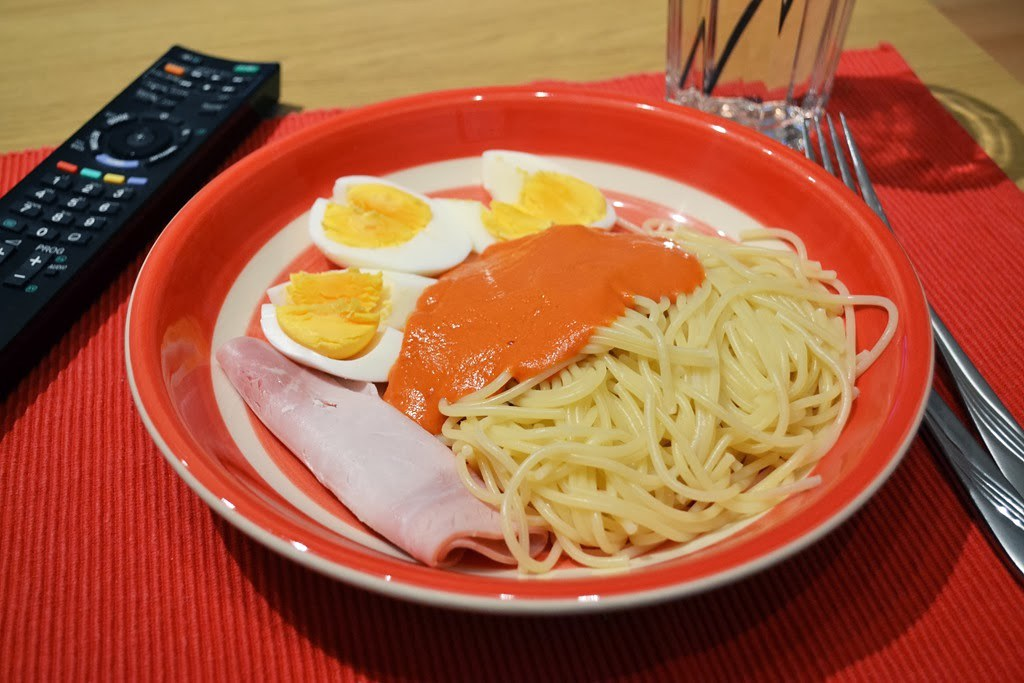 Comfort Food - Pasta[2]