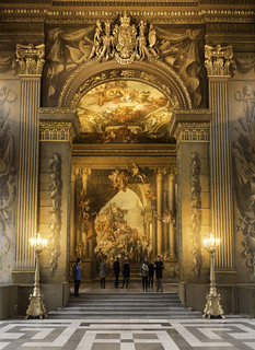 The Painted Hall - Greenwich