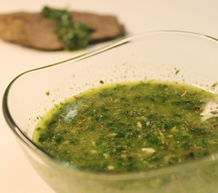 11 Chimichurri Sauce by sometimes SAVORY