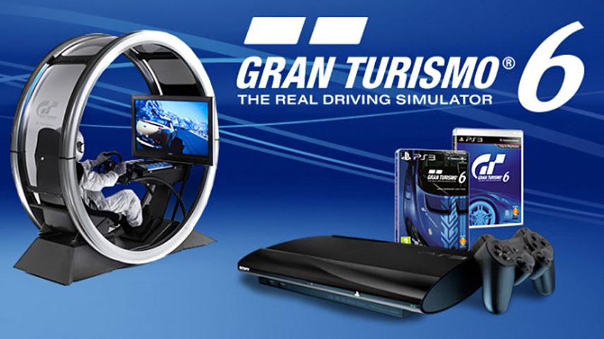 Gran Turismo 6 Contest