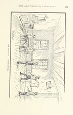 """British Library digitised image from page 279 of """"The Argonauts of California. Being the reminiscences of scenes and incidents that occurred in California in early mining days. By a Pioneer ... Text and illustrations ... by C. W. H"""""""