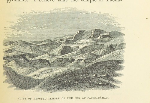 Image taken from page 205 of 'Two Years in Peru, with exploration of its antiquities ... With map by D. Barrera; and ... illustrations'