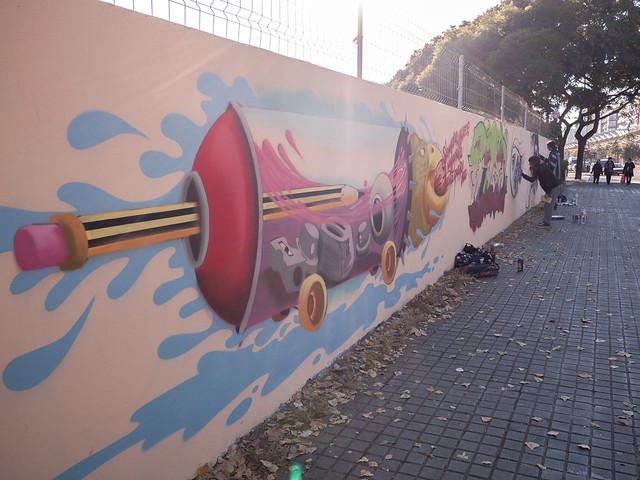Open Walls Showcase 2013