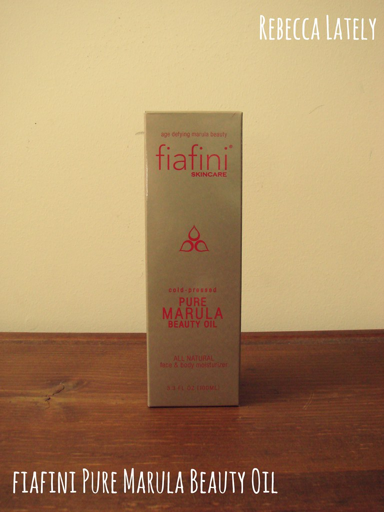 Fiafini Pure Marula Beauty Oil Review  1