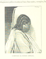 "British Library digitised image from page 146 of ""Éthiopie méridionale. Journal de mon voyage aux pays Amhara, Oromo et Sidama, septembre 1885 à novembre 1888 [With plates, including a portrait, and with maps.]"""