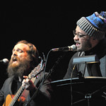 Holiday Cheer for FUV 2013: Iron & Wine and Amos Lee