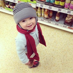 Supermarket helper