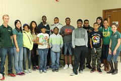 EcoCAR 2 Team Hosts Youth Event at Ferndale Boys and Girls Club