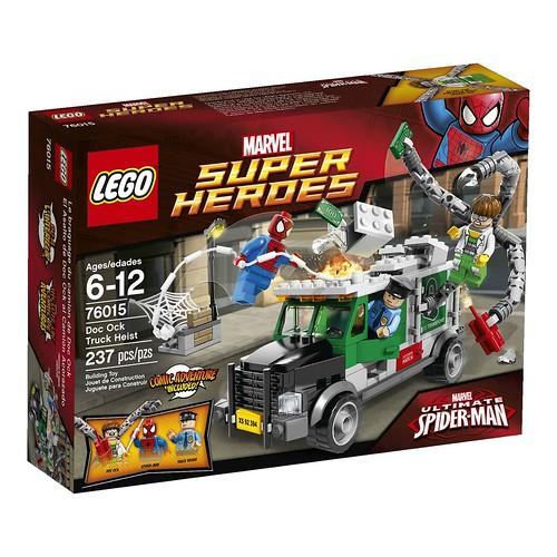 LEGO Super Heroes 76015