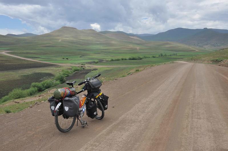 Leaving Thabo Tseka