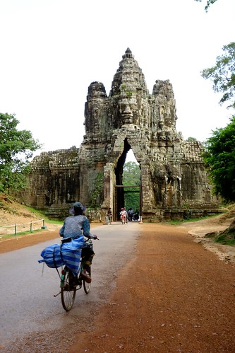 East Gate of Angkor Thom