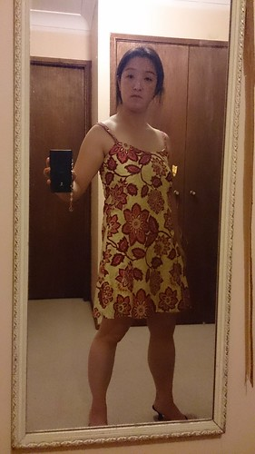 heirloom dress!