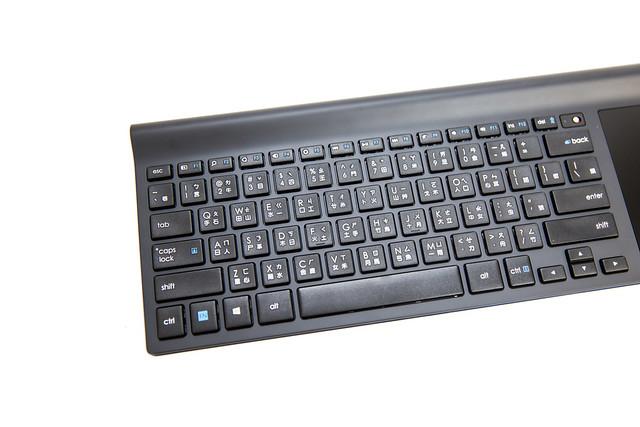 鍵盤與觸控版二合一好選擇 – 羅技 TK820 無線鍵盤 @3C 達人廖阿輝