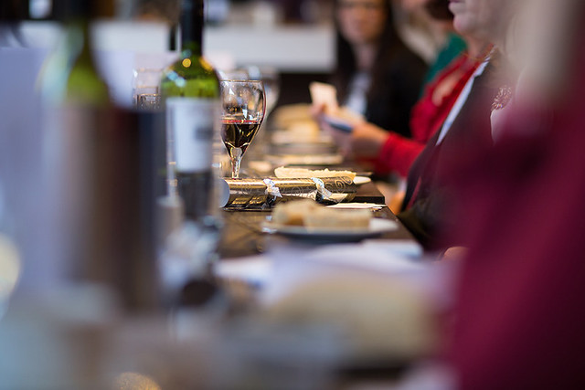 Business Networking Lunch at The Point Hotel, Edinburgh 19 December 2013