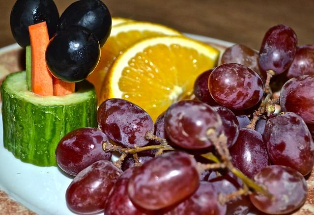The Breakers Hotel, Palm Beach, Florida - Italian Restaurant - fruit dish