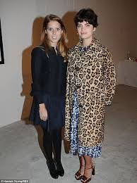 Pixie Geldof Leopard Print Coat Celebrity Style Women's Fashion
