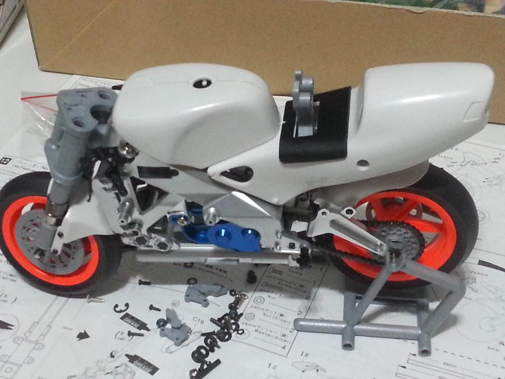 Babyboy's Kyosho Honda NSR 500 HOR 11971591285_195a2973c3_b