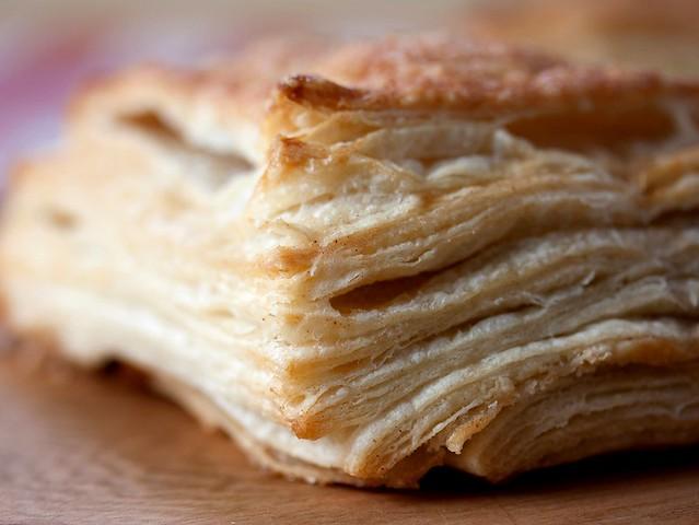 Ricetta Base della Pasta Sfoglia Dolce