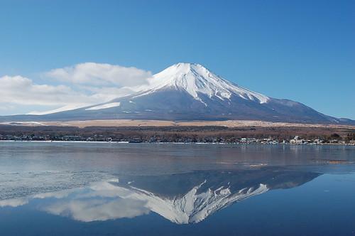 ★富士山と初詣★