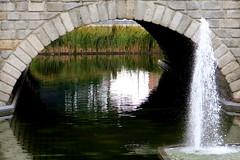 puente de Segovia sobre el río Manzanares