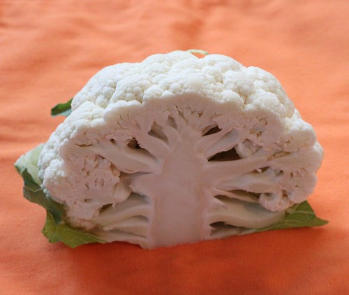 cauliflower half
