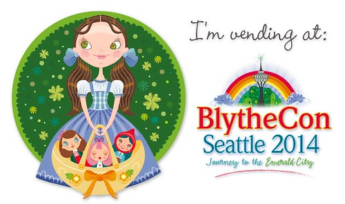 I'm Vending At BlytheCon 2014!!!
