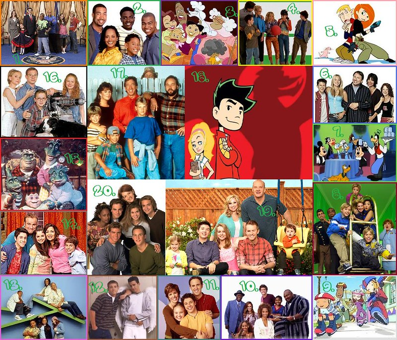 disney tv shows 90s. disney channel shows (picture) tv 90s sporcle