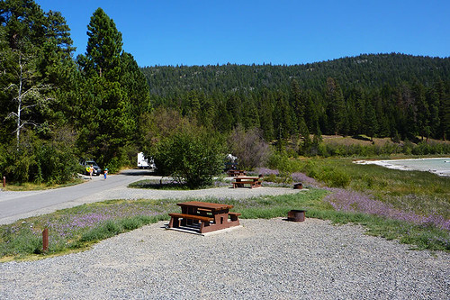 Kentucky Lake Campground, Kentucky-Alleyne Provincial Park, Merritt, Nicola Valley, British Columbia, Canada