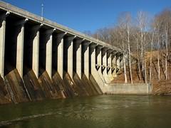 Brighton Dam and Triadelphia Reservoir, 2013-2014
