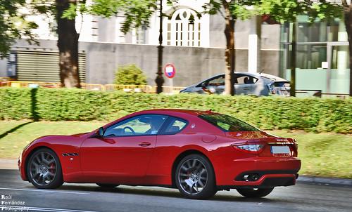 Maserati rentals Zurich