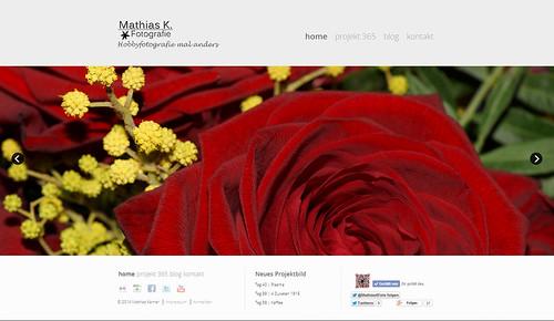 Homepage jetzt online www.du-und-ich.photo