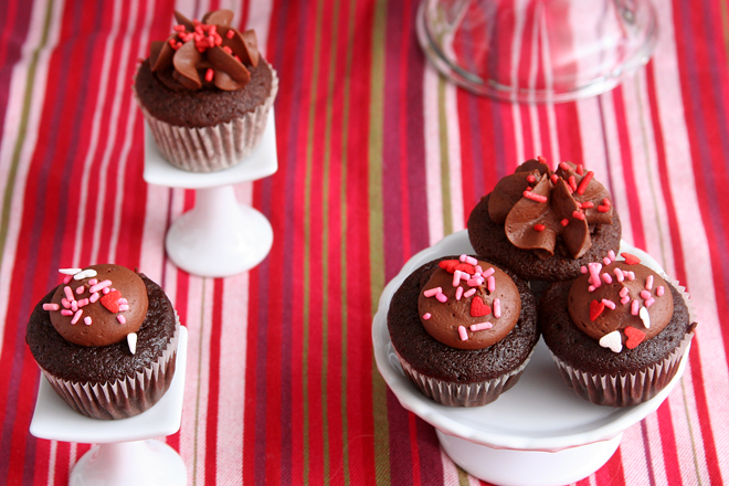 triple chocolate cupcakes 11