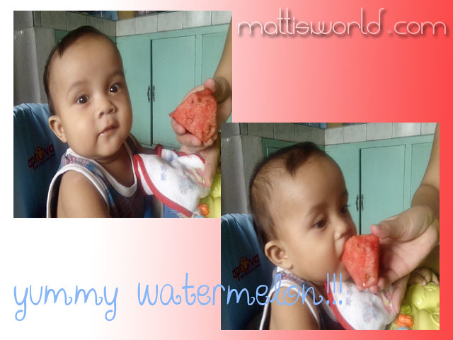 watermelon matti