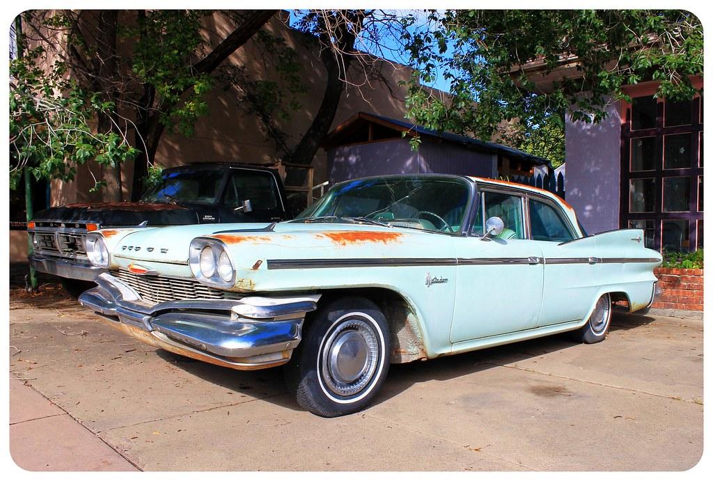 silver city vintage car