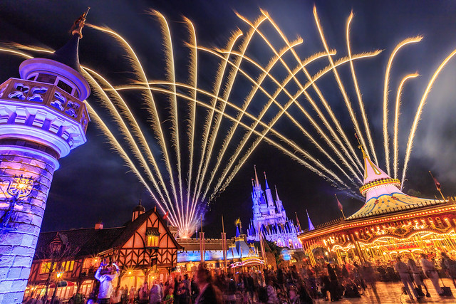 Wishes From Behind the Castle