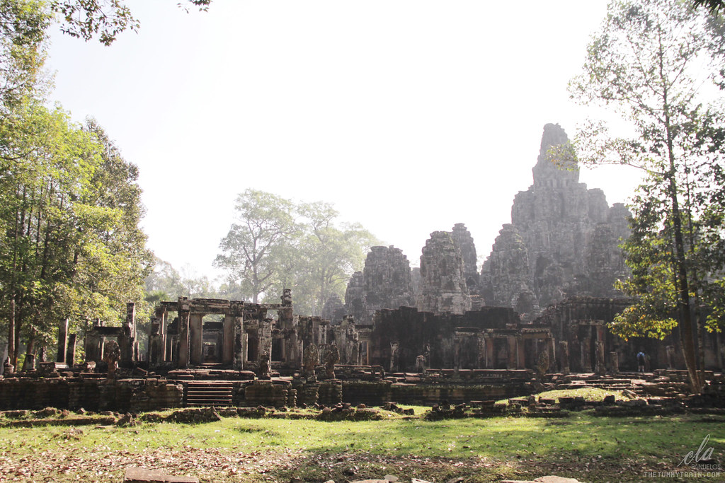 12790852425 465a7233b3 b - Cambodia 2013: Affirming my appreciation for ruins in the Temples of Bayon and Ta Prohm