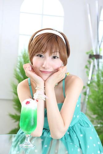 140226(3) - 與人生的Producer共結連理、《偶像大師 - 星井美希》聲優「長谷川明子」發表結婚喜訊!