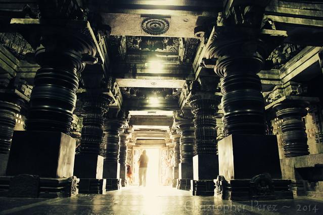 Somanathapura ~ Karnataka ~ India